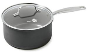 The Original Green Pan? 3.3 Qt Sauce Pan With Lid ...
