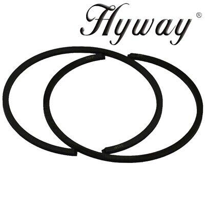 Hyway 48mm x 1.2mm Piston Rings Fits Stihl 036 MS360 034