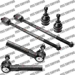 Steering Kit Tie Rod Front Axle left and right Joint For