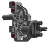 LEGO Portal Axle Complete Kit Technic Car Truck Gear ...