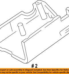ford oem 97 04 f 150 steering column lower cover xc2z3530da [ 1400 x 1189 Pixel ]