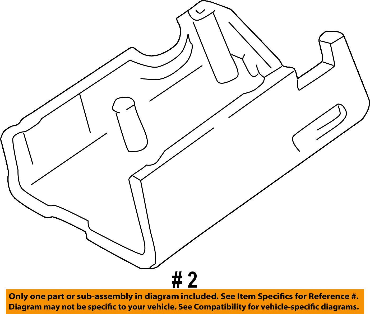 hight resolution of ford oem 97 04 f 150 steering column lower cover xc2z3530da