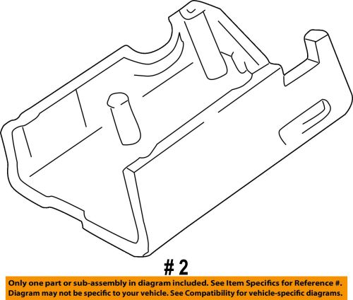 small resolution of ford oem 97 04 f 150 steering column lower cover xc2z3530da