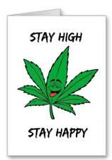 Happy Birthday Marijuana : happy, birthday, marijuana, Birthday, Happy, Psychedelic, Spliff, Marijuana, Cp2772, Online