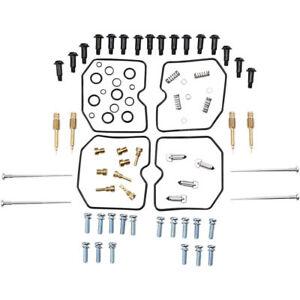 Carburetor Carb Repair Kit For 2000-2003 Suzuki GSF600S