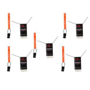 5Pcs DSM2 AR6100E Receiver 6 Channels 2.4G CM621 for JR