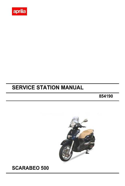 small resolution of norton secured powered by verisign aprilia service workshop manual 2006 scarabeo 500