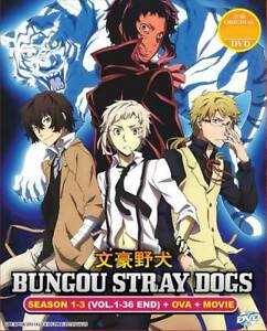 Bungou Stray Dogs Season 1 Episode 1 : bungou, stray, season, episode, Anime, Bungou, Stray, (English