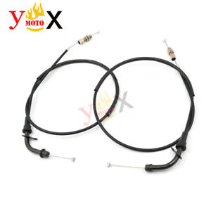 Throttle Cable Wire GAS Line For Suzuki GSXR1000 GSXR750