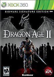 Dragon Age Ii : dragon, Dragon, BioWare, Signature, Edition, (Microsoft, 2011), Online