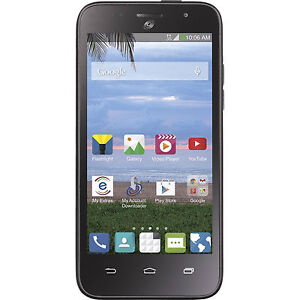 Total Wireless ZTE Atrium Prepaid Smartphone