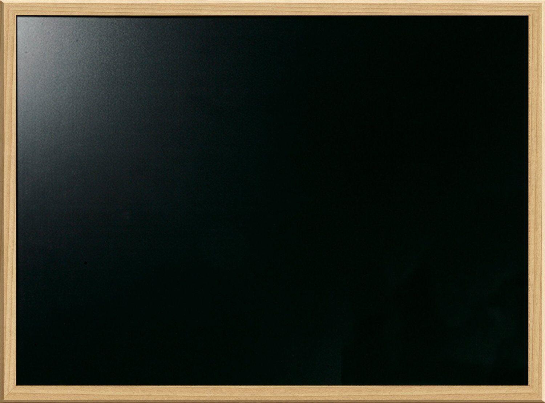 new wood framed chalkboard