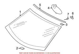 For Mercedes Genuine Interior Rear View Mirror 1708100417