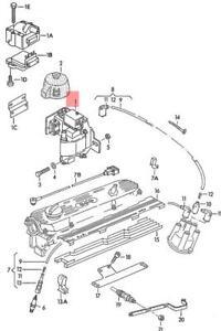 Genuine Ignition Transformer 3 Pin VW AUDI Corrado EuroVan