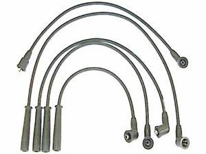 Denso 7mm Spark Plug Wire Set fits Toyota 4Runner 1984