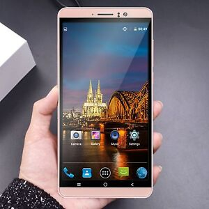"""6"""" 3G Unlocked Android 5.1 Smartphone 8GB 5+5MP 2SIM 4Core Cell Phone XGODY Y14"""