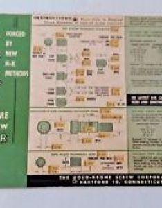 Holo krome socket screw selector slide rule also engineering chart ebay rh