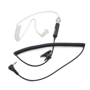 2.5mm 1 Pin Earpiece Headset Mic PTT for Motorola