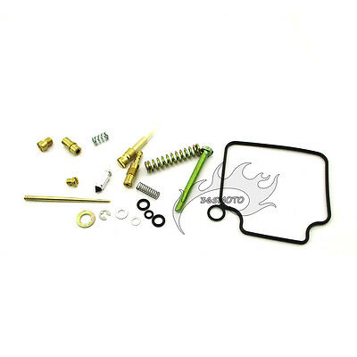 Carby Repair Carb Rebuild Kit For 1993-2000 Honda TRX 300