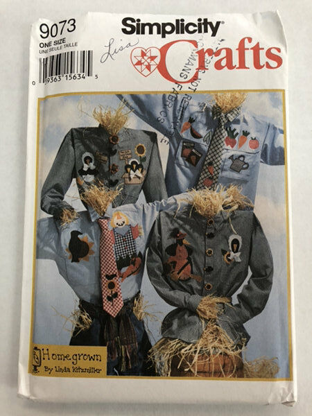 simplicity 9073 sewing pattern