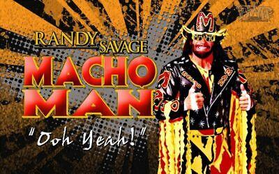 randy macho man savage wwe wcw wwf