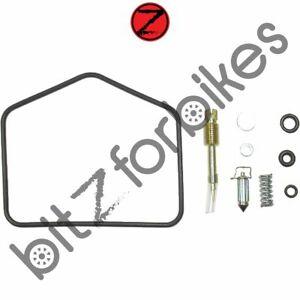 Carb Carburettor Repair Kit Kawasaki KLT 250 C1 Prairie