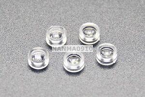 5pcs Laser Focus Lens 5mm Diameter Plastic Collimating