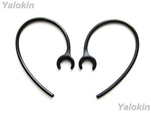 2 (B-S) Earhooks Earloops for Plantronics Voyager Edge