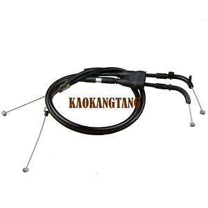 New Throttle Cable Linkage Wire Line For Yamaha YZF R1