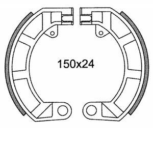 BS 022 Ganasce freno post. Vespa 50 Special, Primavera 125
