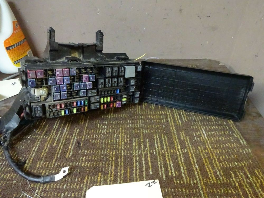 medium resolution of 12 13 14 2012 2013 2014 ford explorer edge engine fuse box relay junction block for sale online