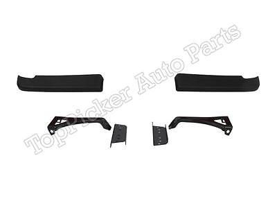Rear Step Bumper Pad Inner Outer Brackets For 1994-2001