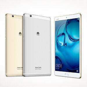 "Huawei Mediapad M3 WiFi/LTE tablet Octa Core 8.4"" WQHD+ 4GB+32/64/128G"