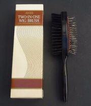 avon vintage wig brush two in