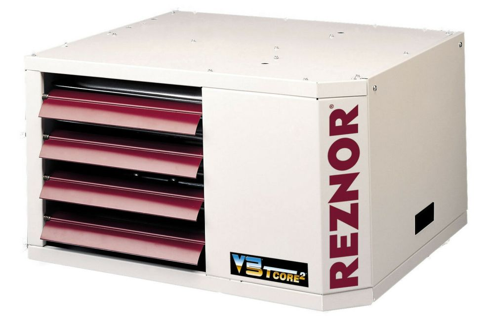 medium resolution of reznor udap 300 300 000 btu v3 power vented gas fired unit heater new