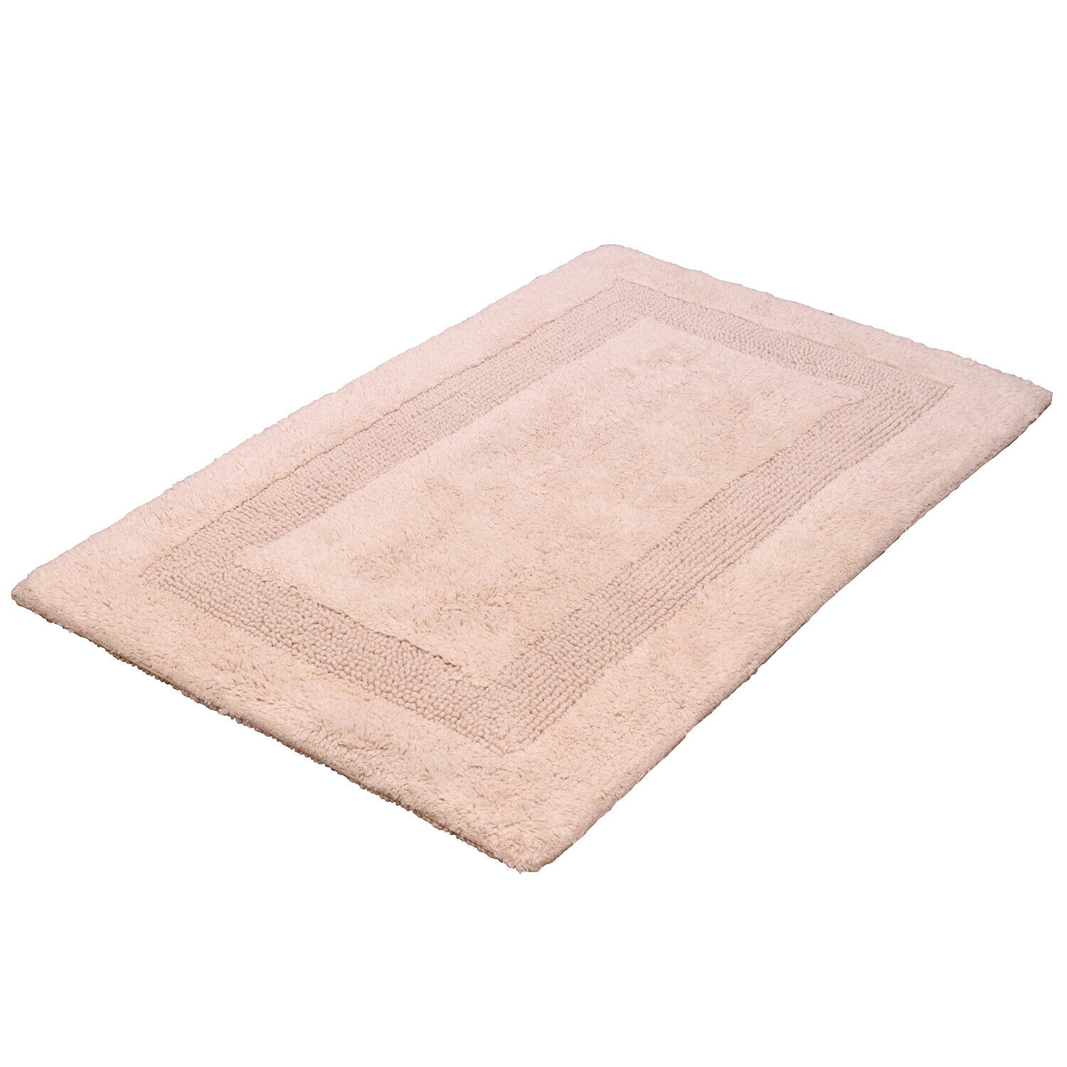 arkwright s provence bath rug heavy weight 21 x 34 100 cotton absorbent