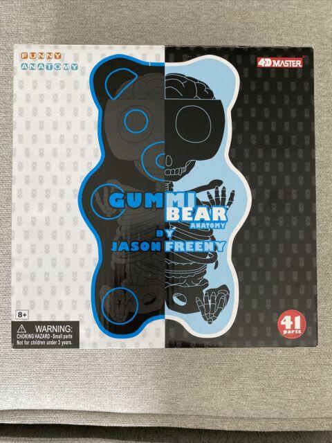 Gummi Bear Anatomy Model 4-D Puzzle Kit for sale online | eBay