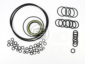 Hydraulic Pump Seal Kit For Komatsu PC200-7 Excavator