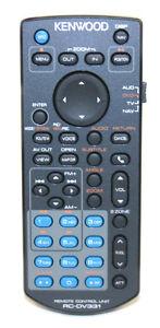 Kenwood Ddx9703s Manual : kenwood, ddx9703s, manual, KENWOOD, ORIGINAL, KNA-RCDV331, REMOTE, CONTROL(no, Box,no, Manual, Batteries)