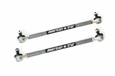 American Star 4130 Chromoly Tie Rod Upgrade Kit 2004