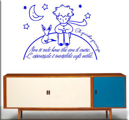 Lo trovi oggi in promozione su miniinthebox.com! Adesivi Murali Frase Il Piccolo Principe Wall Stickers Bambini Camerette Ws1223 Home Garden Decor Decals Stickers Vinyl Art
