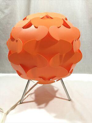 Ikea Round Lamp : round, Fillsta, Round, Orange, Puzzle, Table, Tripod