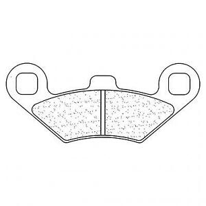 Pad, brake, front cl sintered compatible with POLARIS