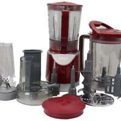 Ninja Kitchen System Pulse Granite Kitchens Blender With Accessories Bl207 Qbk30 Ebay Image Is Loading