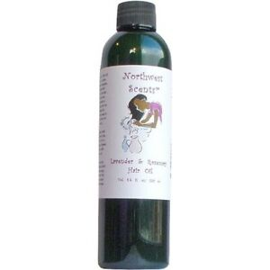 Natural Black Hair Product Lavender Rosemary Oil Dry 4c Curly