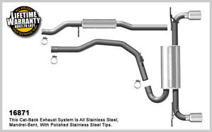 Magnaflow Cat-Back Exhaust System 2007-2010 Lincoln MKX V6