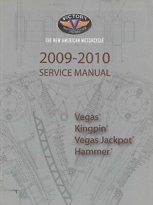 Victory 2009 2010 Vegas / Kingpin / Hammer / Jackpot