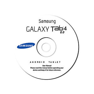 Samsung Galaxy Tablet Tab 4-8.0 (Wi-Fi-SM-T330) User