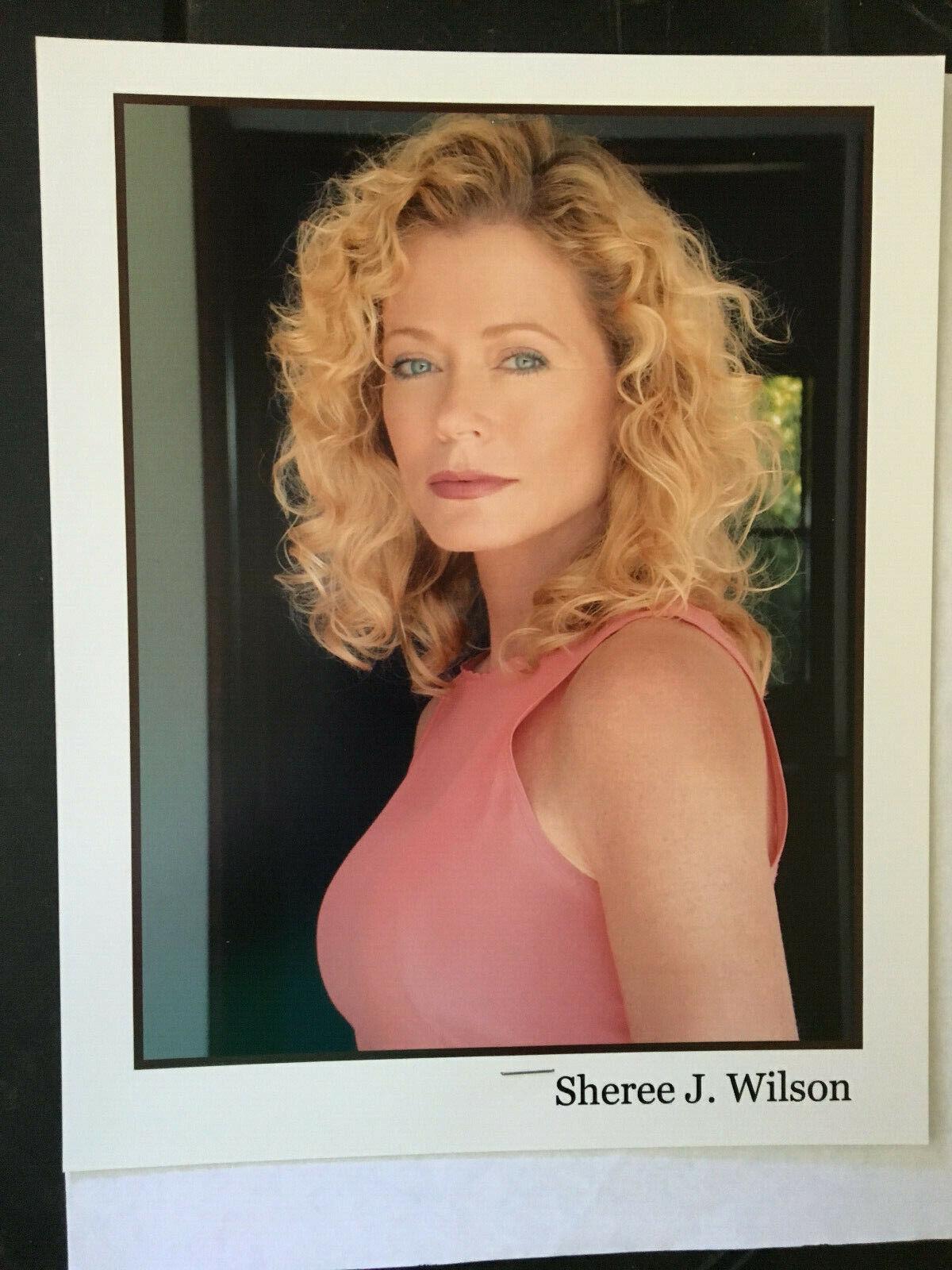 Sheree J. Wilson : sheree, wilson, Sheree, Wilson, Walker, Texas, Ranger, Vintage, Headshot, Photo, Credits