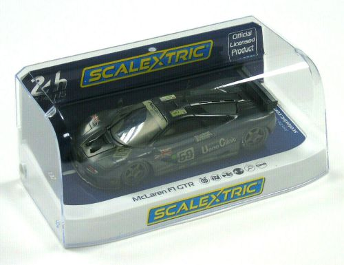 small resolution of c4103 scalextric slot car le mans 24h mclaren mclaren mclaren f1 gtr weathered 1 32 scale new 79b743